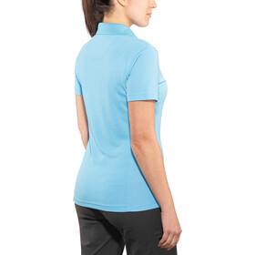 Meru Wembley Funkcjonalna koszulka polo Kobiety, ethereal blue